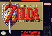 Link to the Past ROM