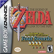 Four Swords GBA ROM